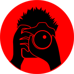 candid photography logo